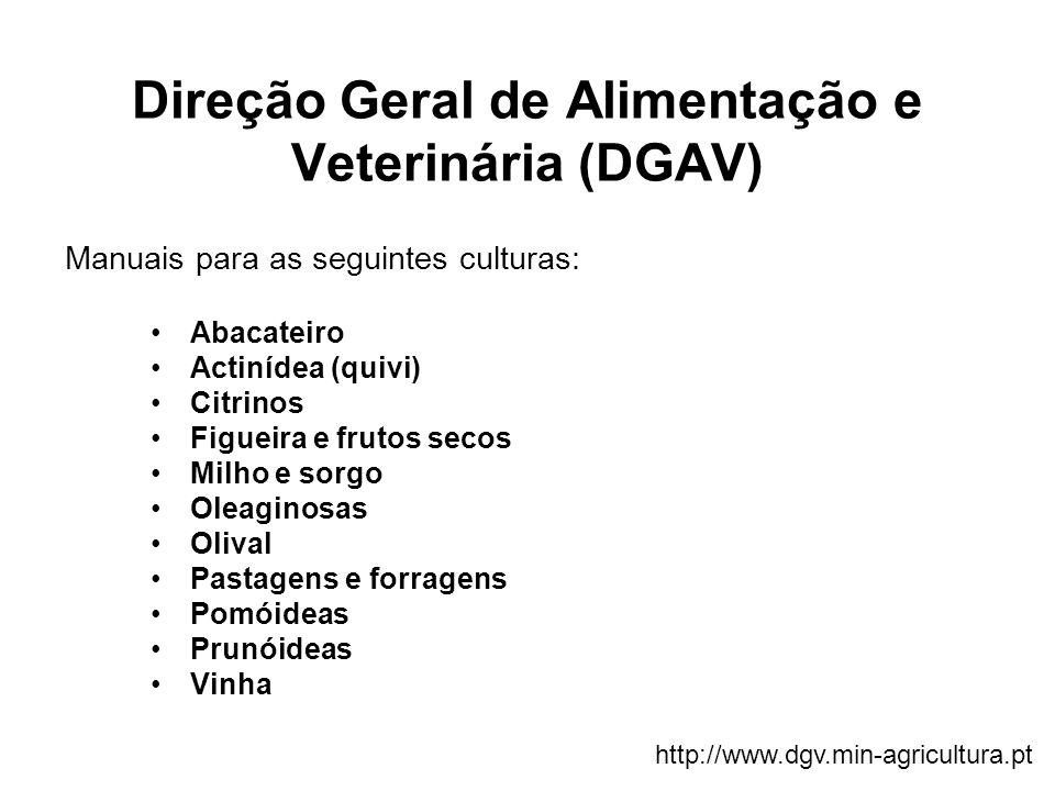 Direção Geral de Alimentação e Veterinária (DGAV)
