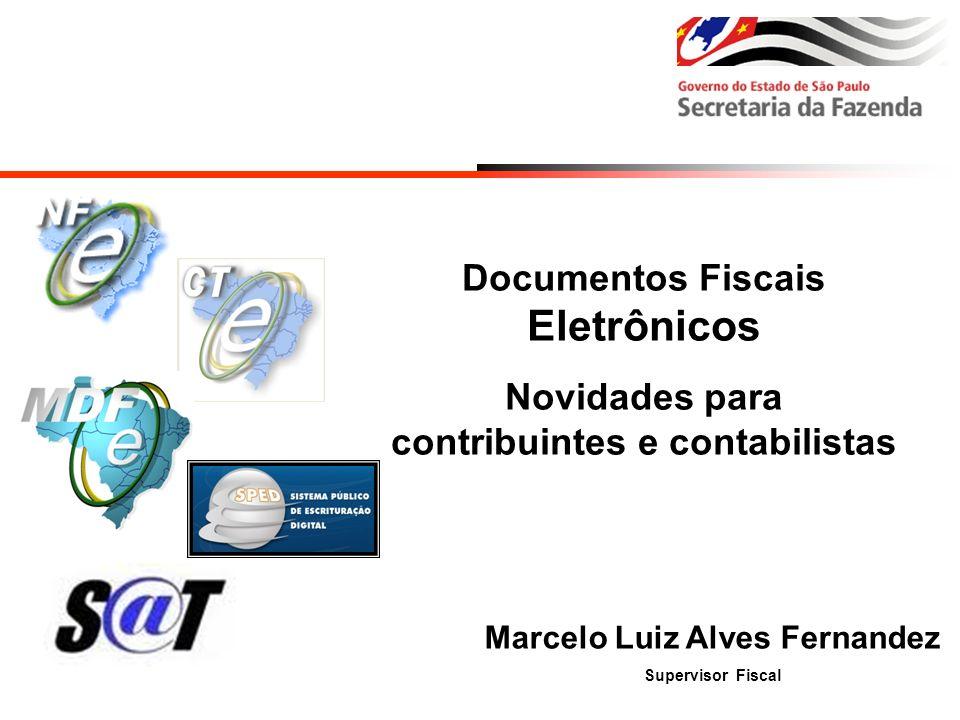 Documentos Fiscais Eletrônicos
