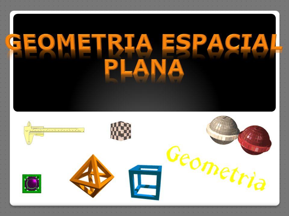 Geometria espacial plana