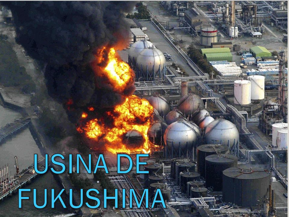 USINA DE FUKUSHIMA