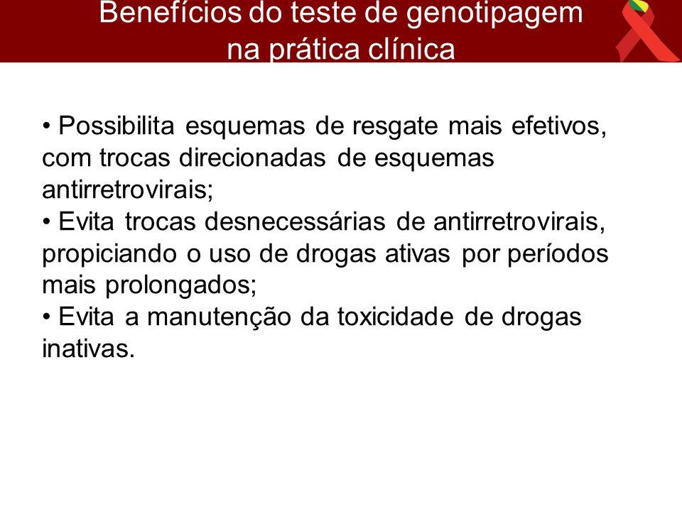 Benefícios do teste de genotipagem