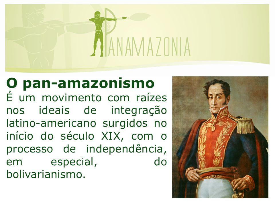 O pan-amazonismo