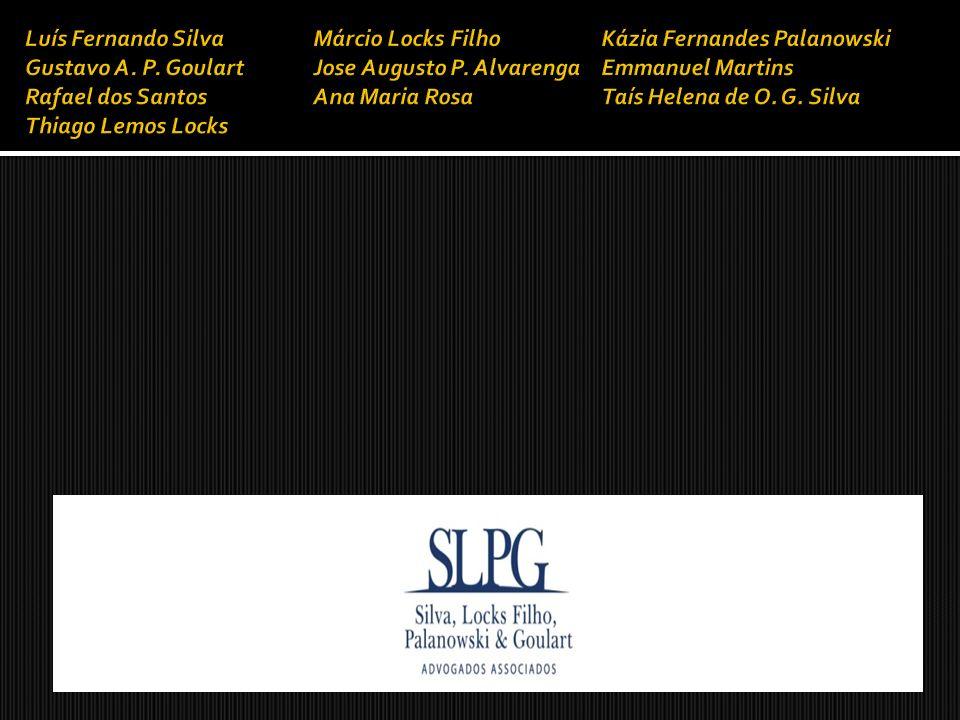 Luís Fernando Silva. Márcio Locks Filho