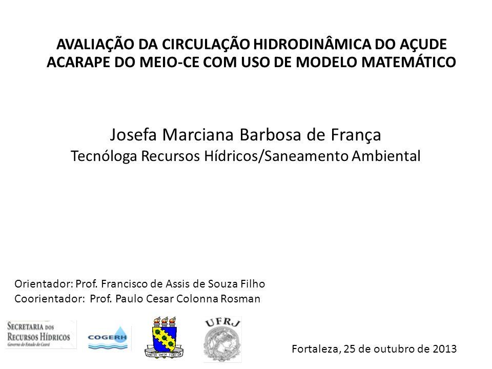 Josefa Marciana Barbosa de França