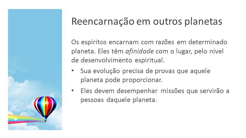 Reencarnação em outros planetas
