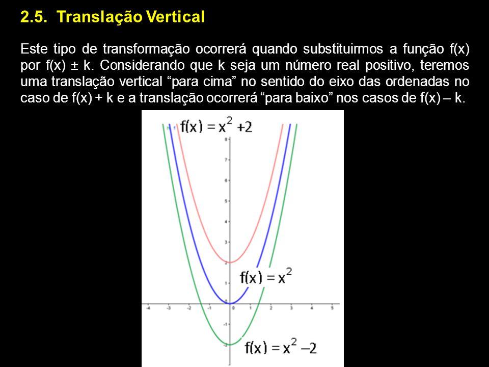 2.5. Translação Vertical