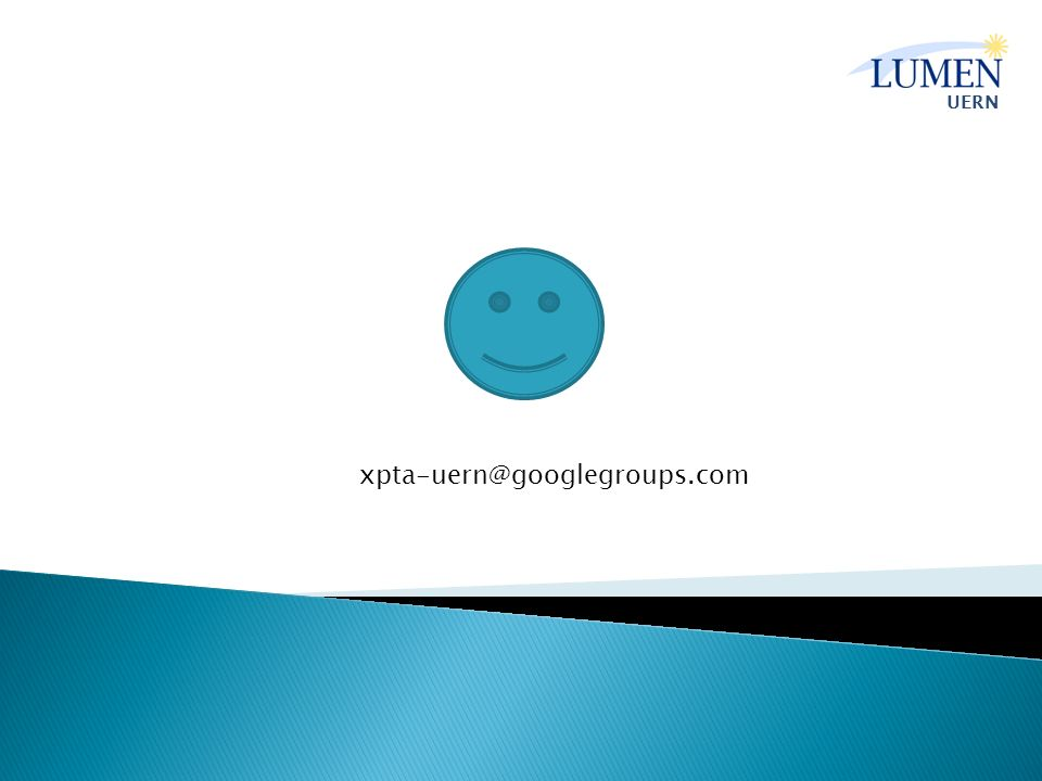 UERN xpta-uern@googlegroups.com