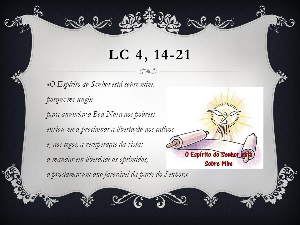 Lc 4, 14-21