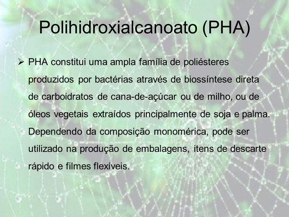 Polihidroxialcanoato (PHA)