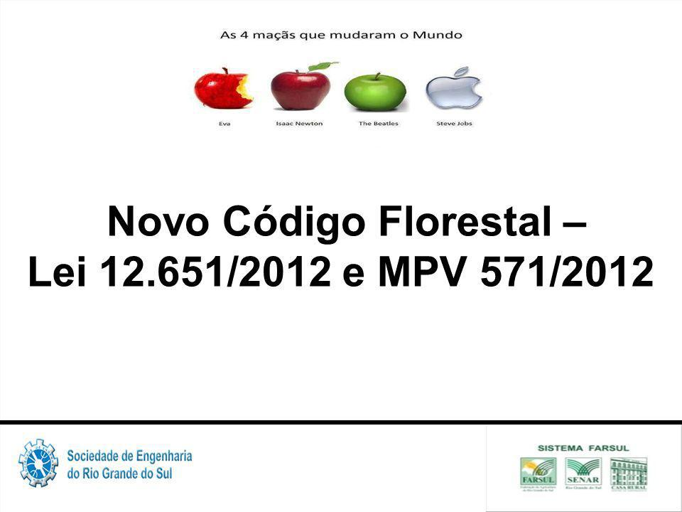 Novo Código Florestal –