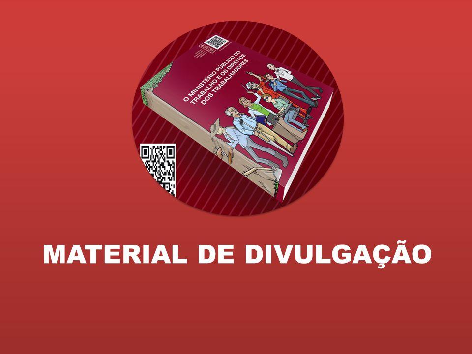 MATERIAL DE DIVULGAÇÃO