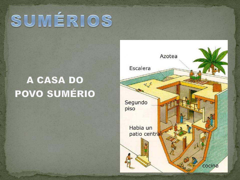 SUMÉRIOS A CASA DO POVO SUMÉRIO