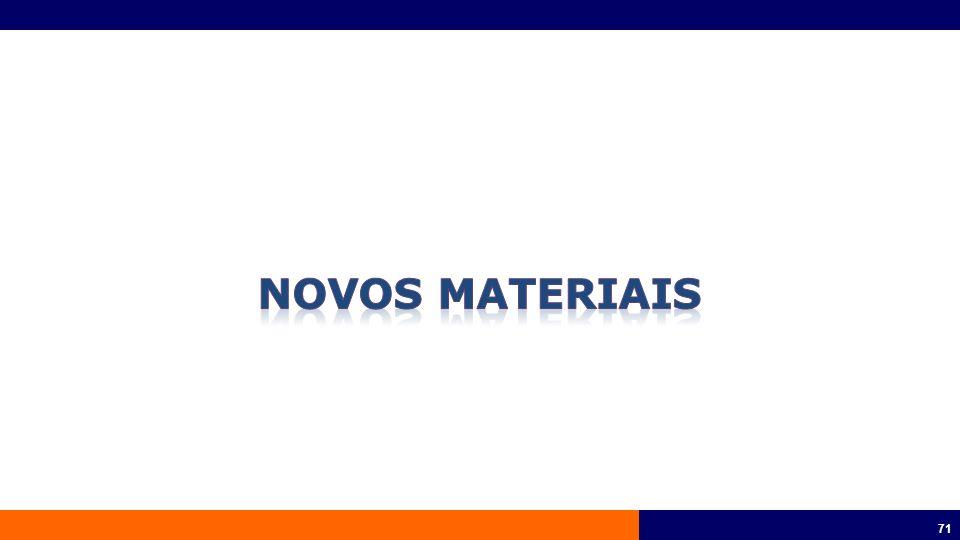 Novos materiais