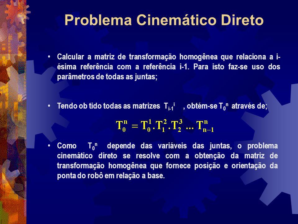Problema Cinemático Direto