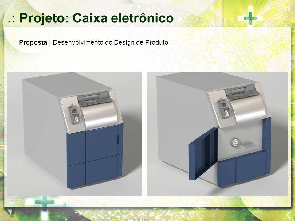 .: Projeto: Caixa eletrônico