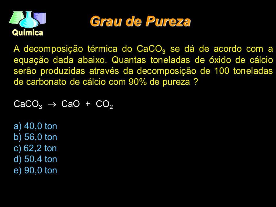 Grau de Pureza