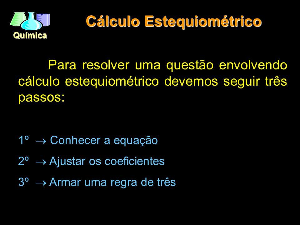 Cálculo Estequiométrico