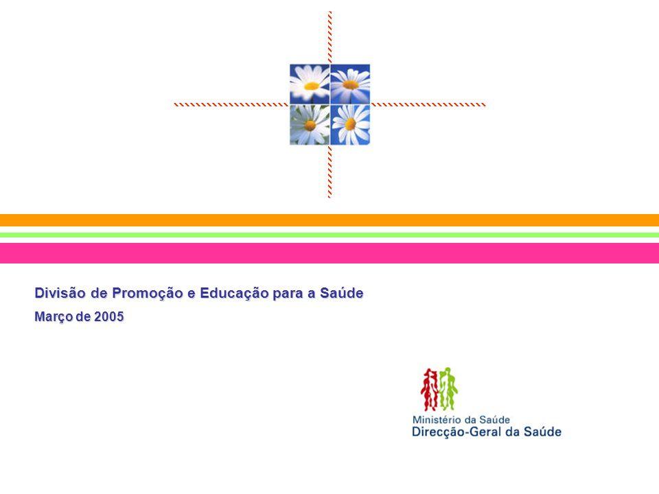 Divisão de Promoção e Educação para a Saúde