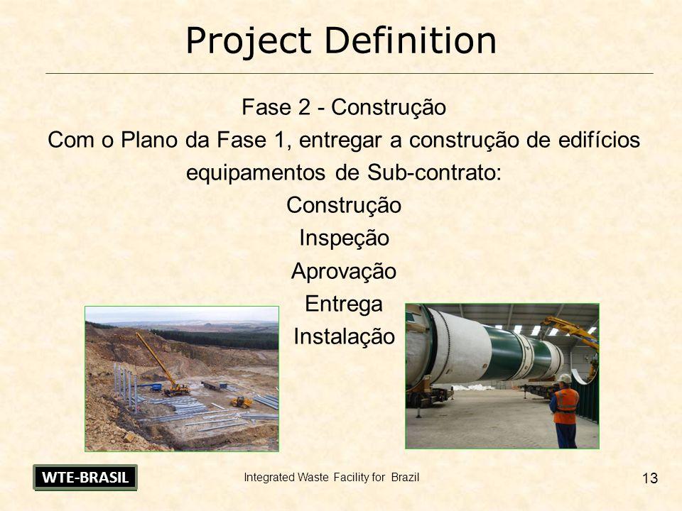 Project Definition Fase 2 - Construção