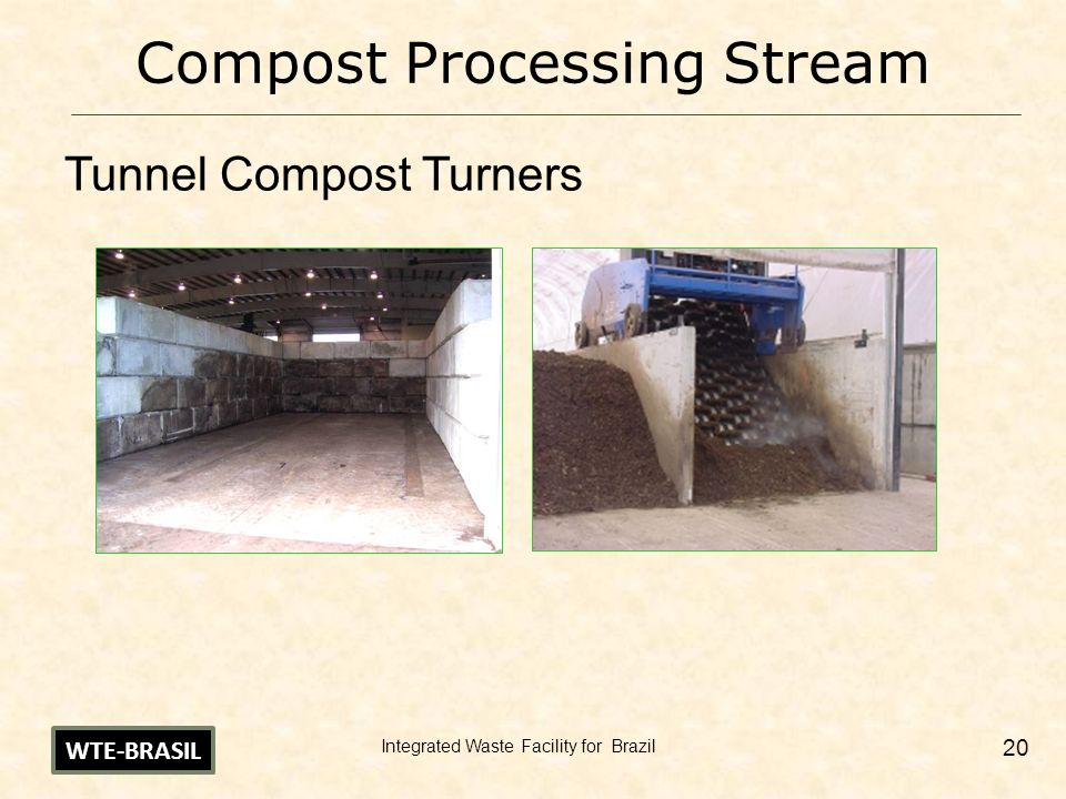 Compost Processing Stream