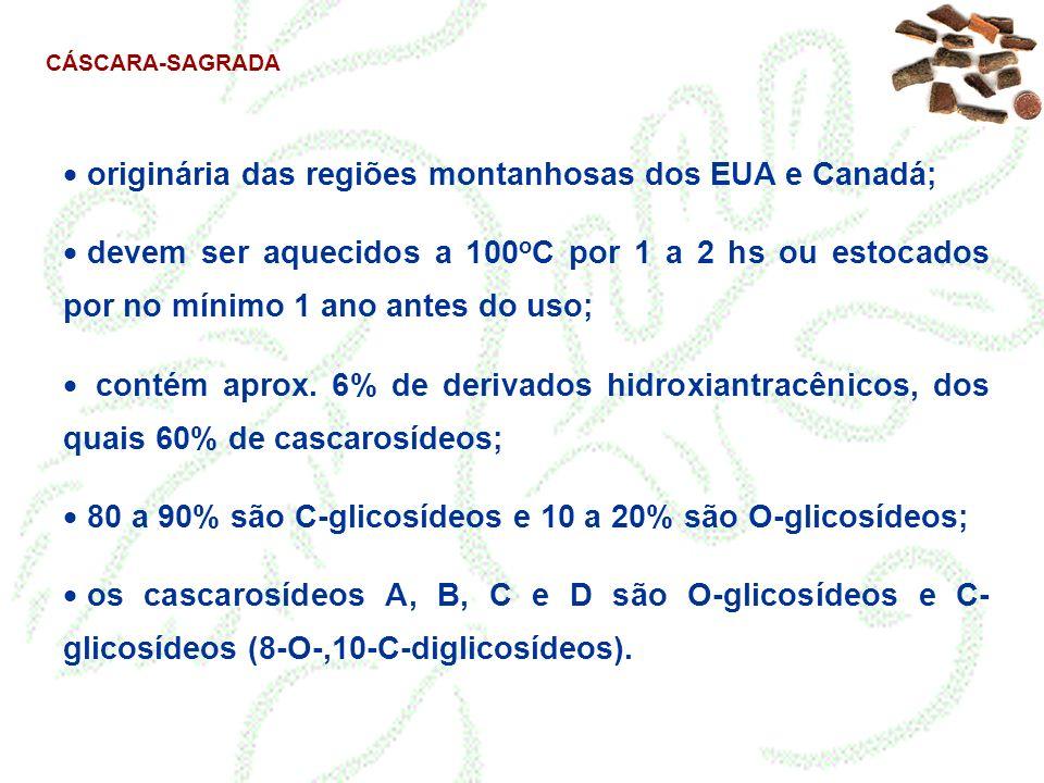 originária das regiões montanhosas dos EUA e Canadá;