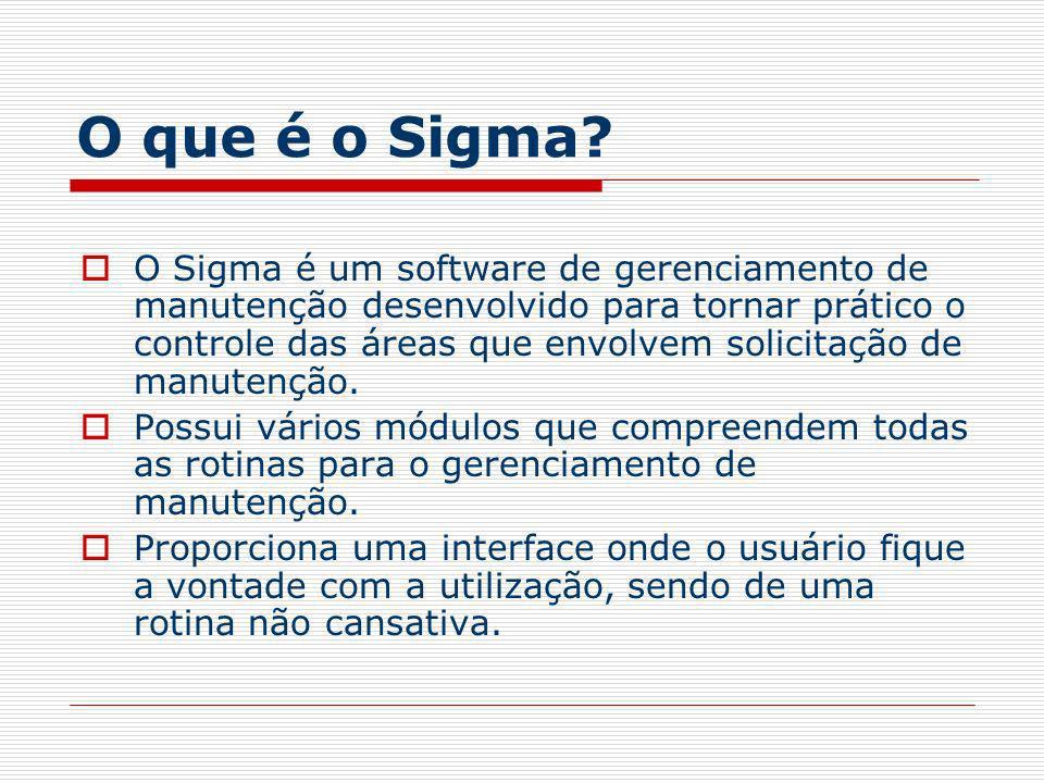O que é o Sigma
