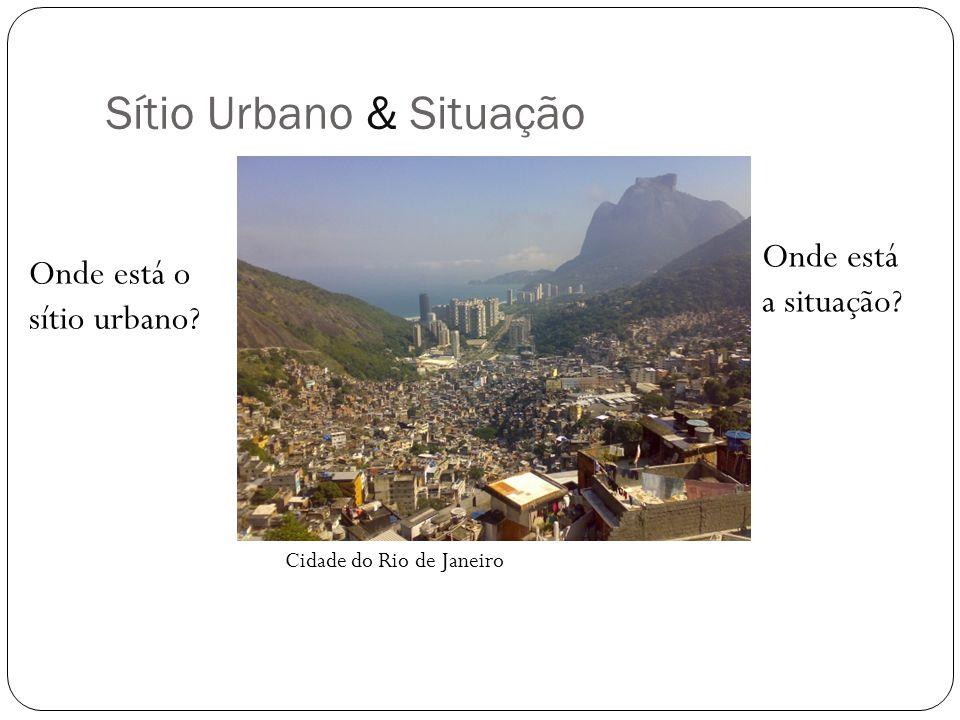 Sítio Urbano & Situação