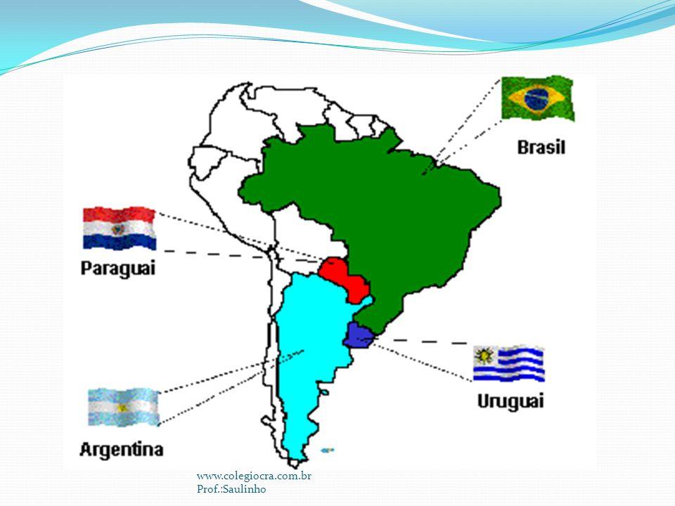 www.colegiocra.com.br Prof.:Saulinho