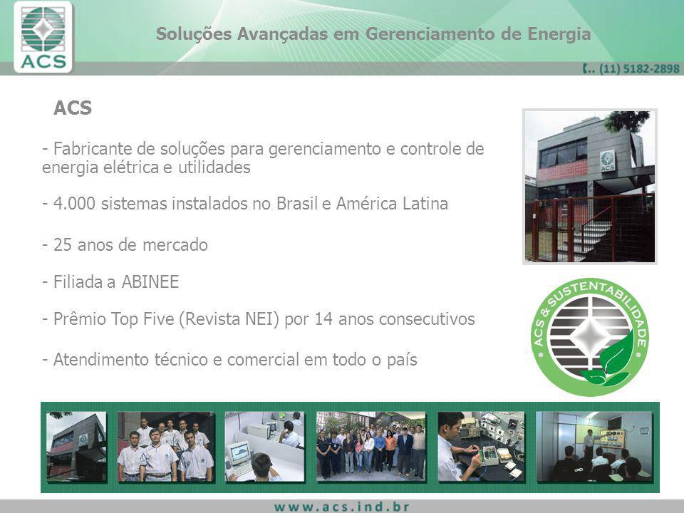 Soluções Avançadas em Gerenciamento de Energia