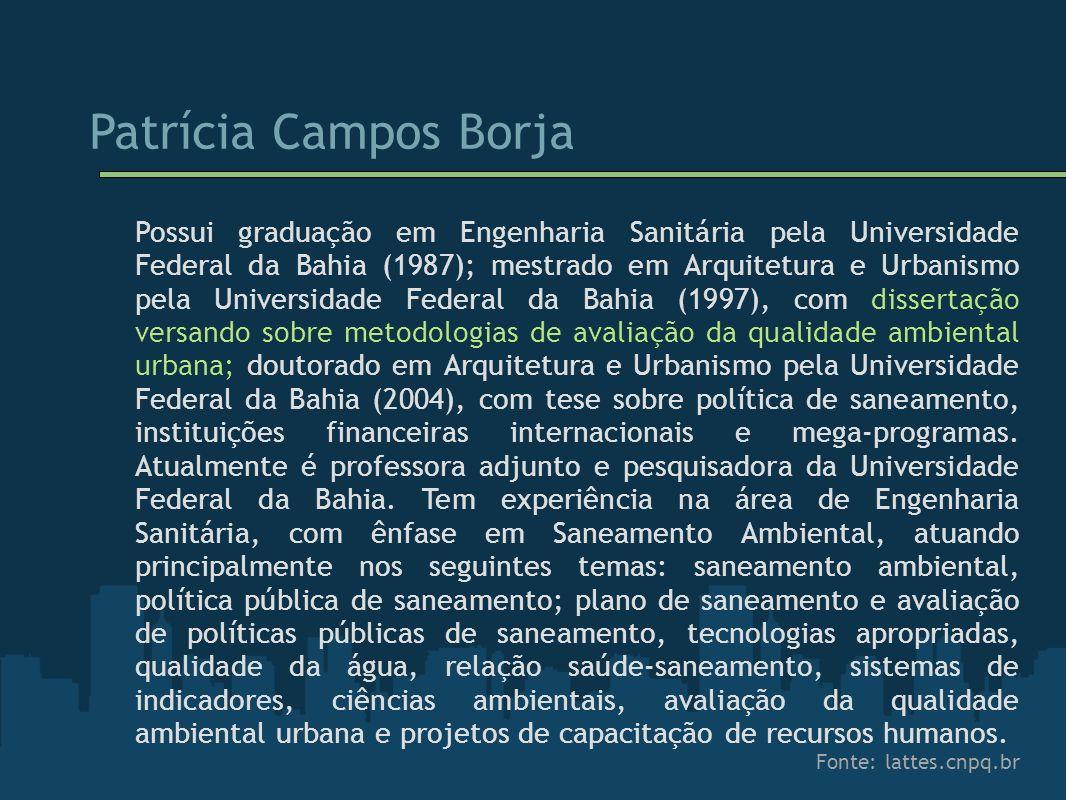 Patrícia Campos Borja