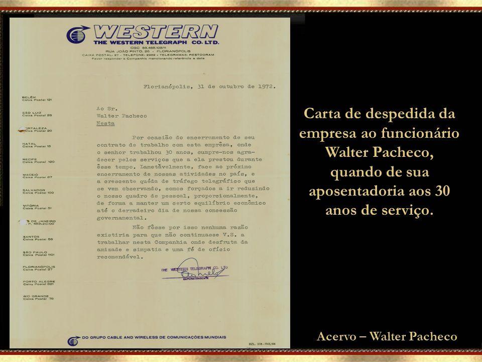 Acervo – Walter Pacheco