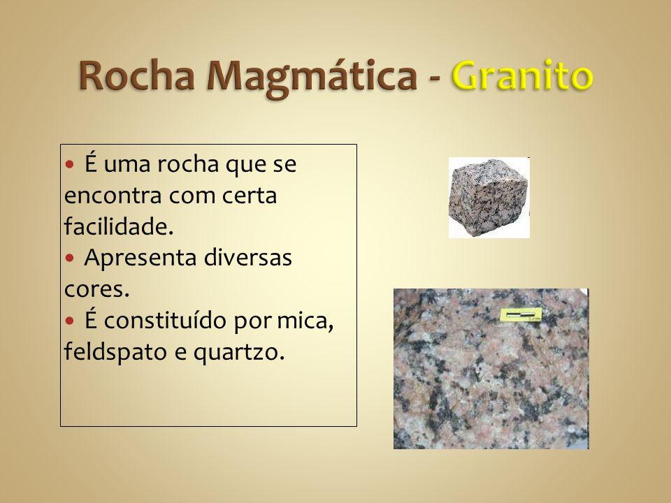 Rocha Magmática - Granito