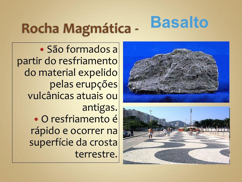 Basalto Rocha Magmática -