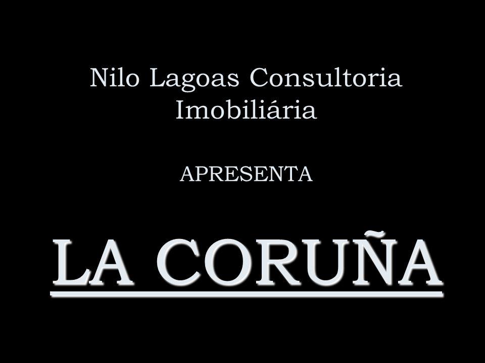 Nilo Lagoas Consultoria Imobiliária APRESENTA LA CORUÑA