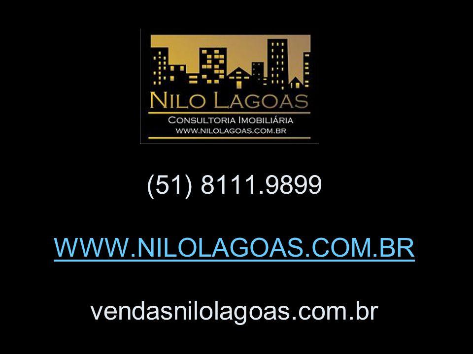 (51) 8111.9899 WWW.NILOLAGOAS.COM.BR vendasnilolagoas.com.br