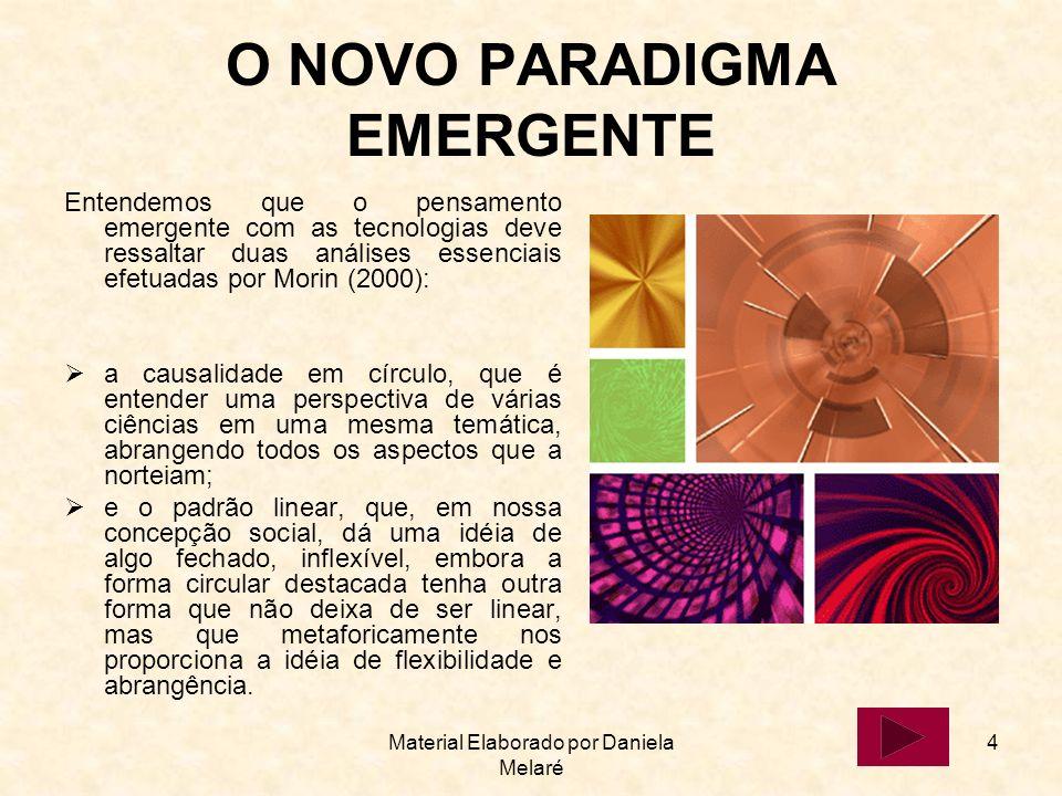 O NOVO PARADIGMA EMERGENTE