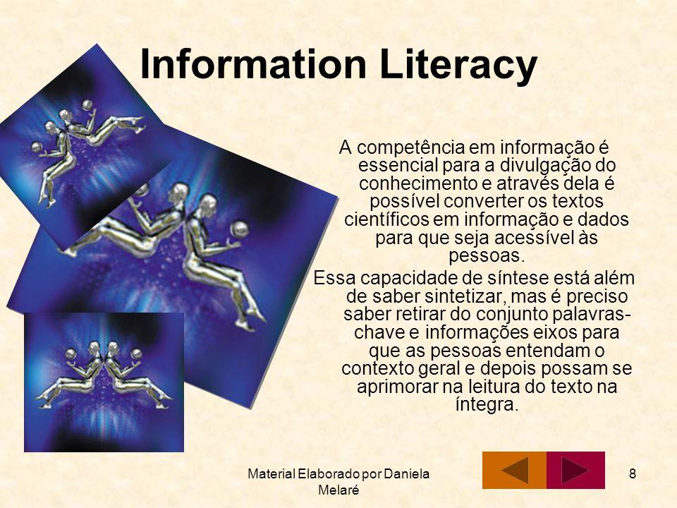 Material Elaborado por Daniela Melaré