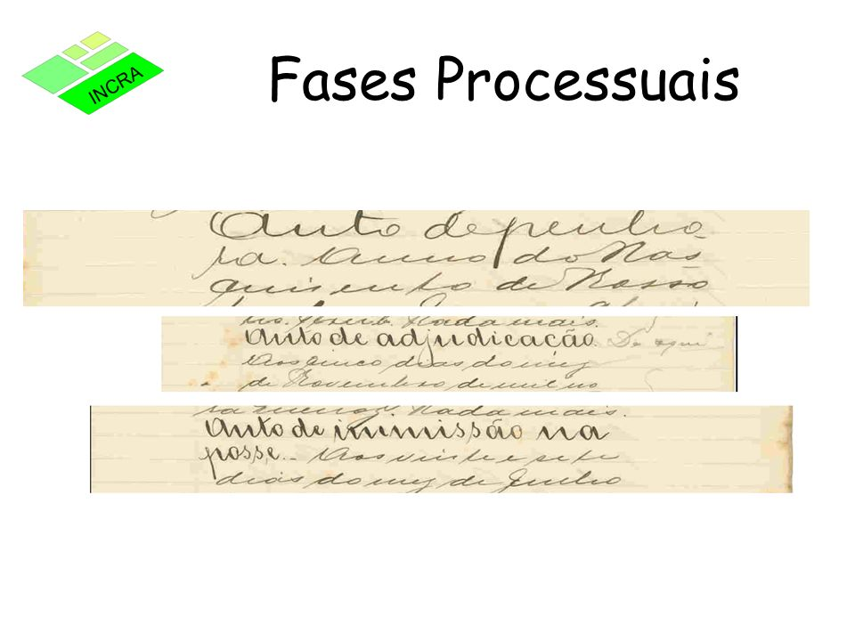 Fases Processuais