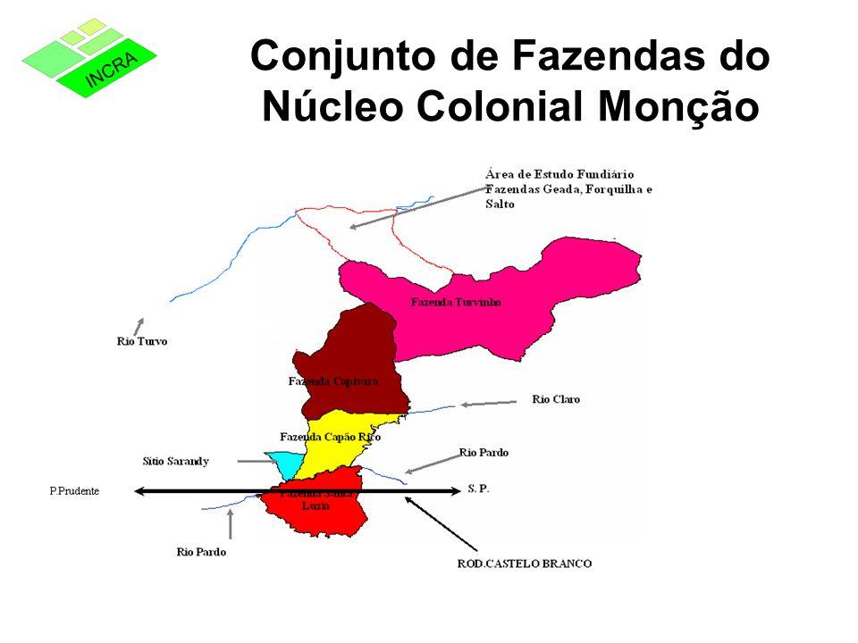 Conjunto de Fazendas do Núcleo Colonial Monção
