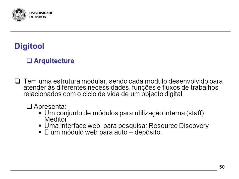 Digitool Arquitectura