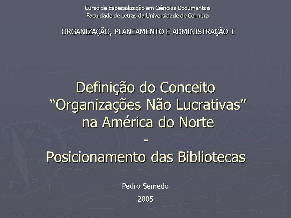 Curso de Especialização em Ciências Documentais