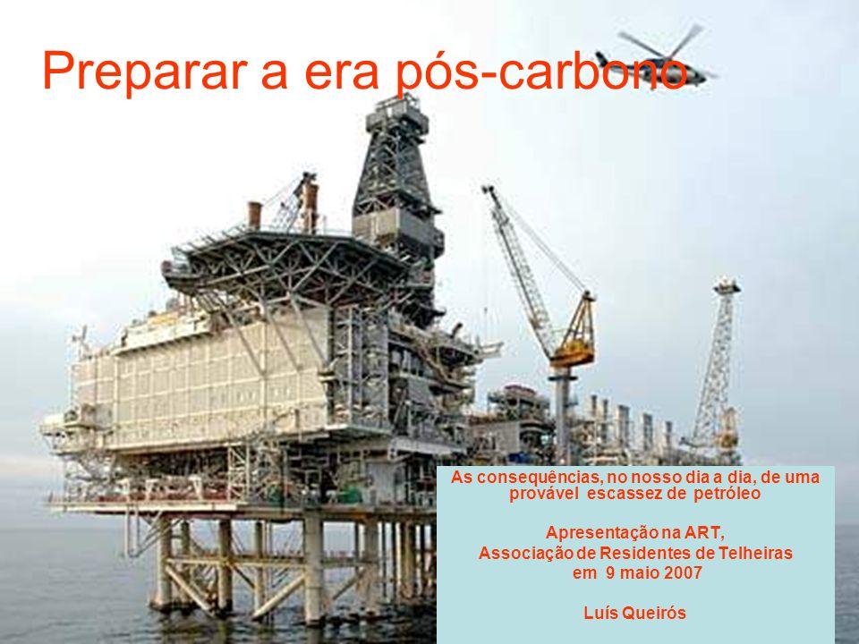 Preparar a era pós-carbono