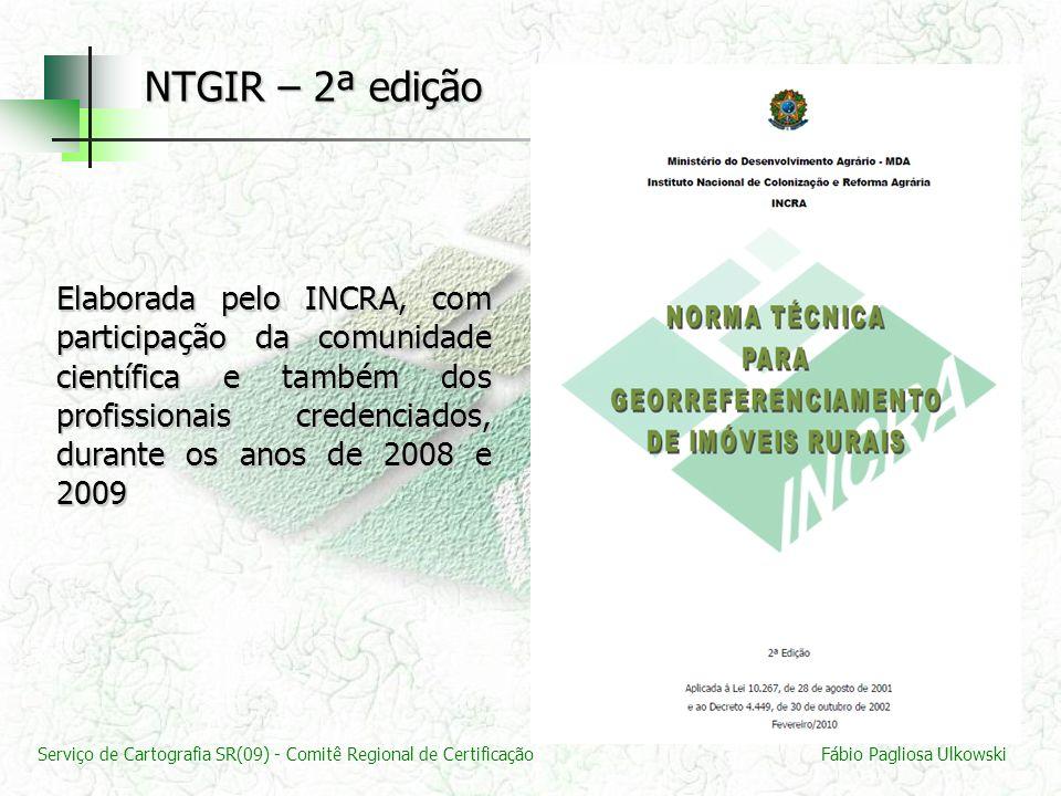 NTGIR – 2ª edição