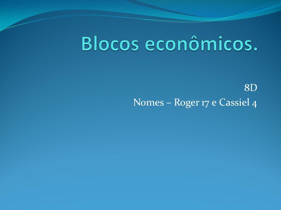8D Nomes – Roger 17 e Cassiel 4