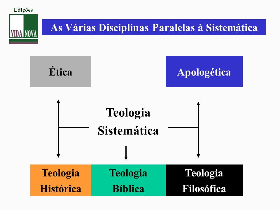 As Várias Disciplinas Paralelas à Sistemática