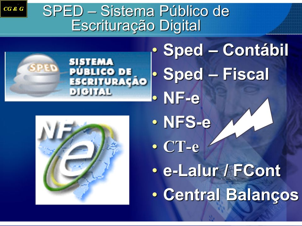SPED – Sistema Público de Escrituração Digital