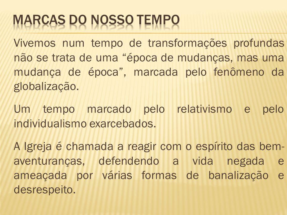 MARCAS DO NOSSO TEMPO