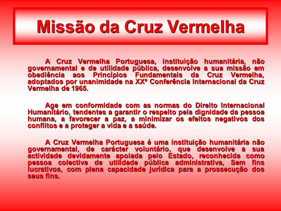 Missão da Cruz Vermelha