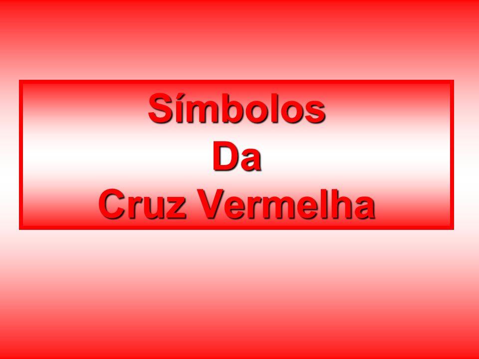 Símbolos Da Cruz Vermelha