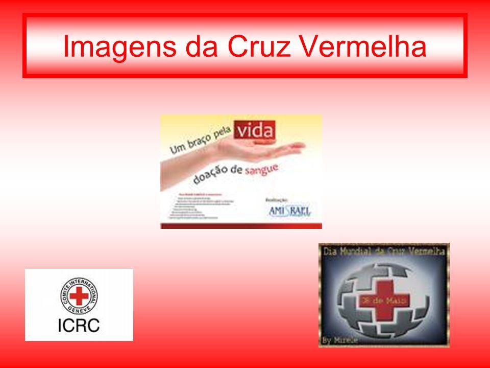 Imagens da Cruz Vermelha